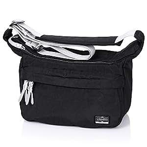 YAHER Digital SLR Camera/Camcorder Case Bag (Black)