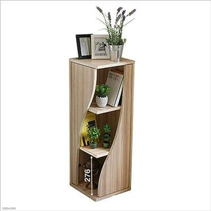 Amazon.com: Xiaolin Three Floors Corner Cabinet Living Room TV ...