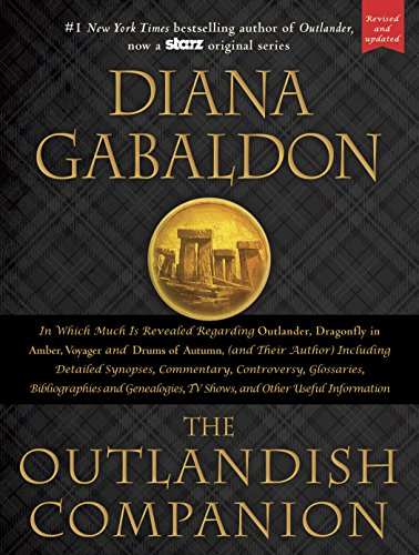 The Outlandish Companion (Revised and Updated): Companion to Outlander, Dragonfly in Amber, Voyager, and Drums of Autumn cover