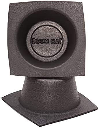 Pack of 2 6 x 9 Oval Design Engineering 050380 Boom Mat Speaker Baffles 6 x 9 Oval Pack of 2