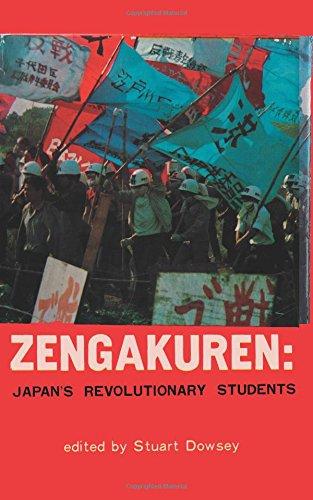 Download Zengakuren: Japan's Revolutionary Students PDF