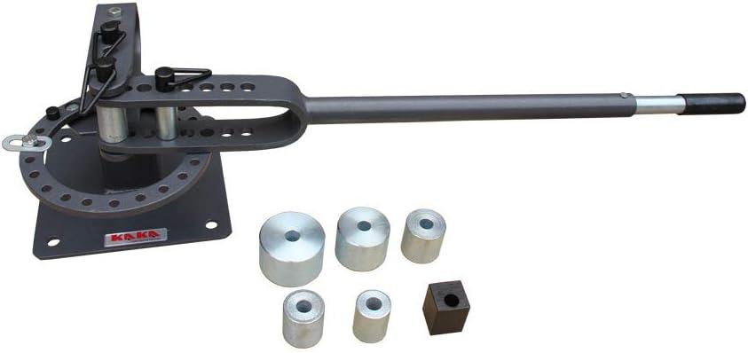 KAKA Industrial Metal Bender, Sturdy and Versatile Compact Metal (YP-9)