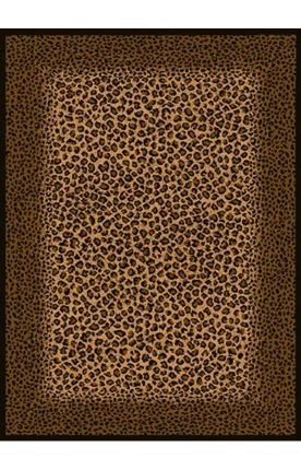 "United Weavers of America Legends Collection Leopard Skin Rug, 5'3"" by 7'2"" from United Weavers of America"