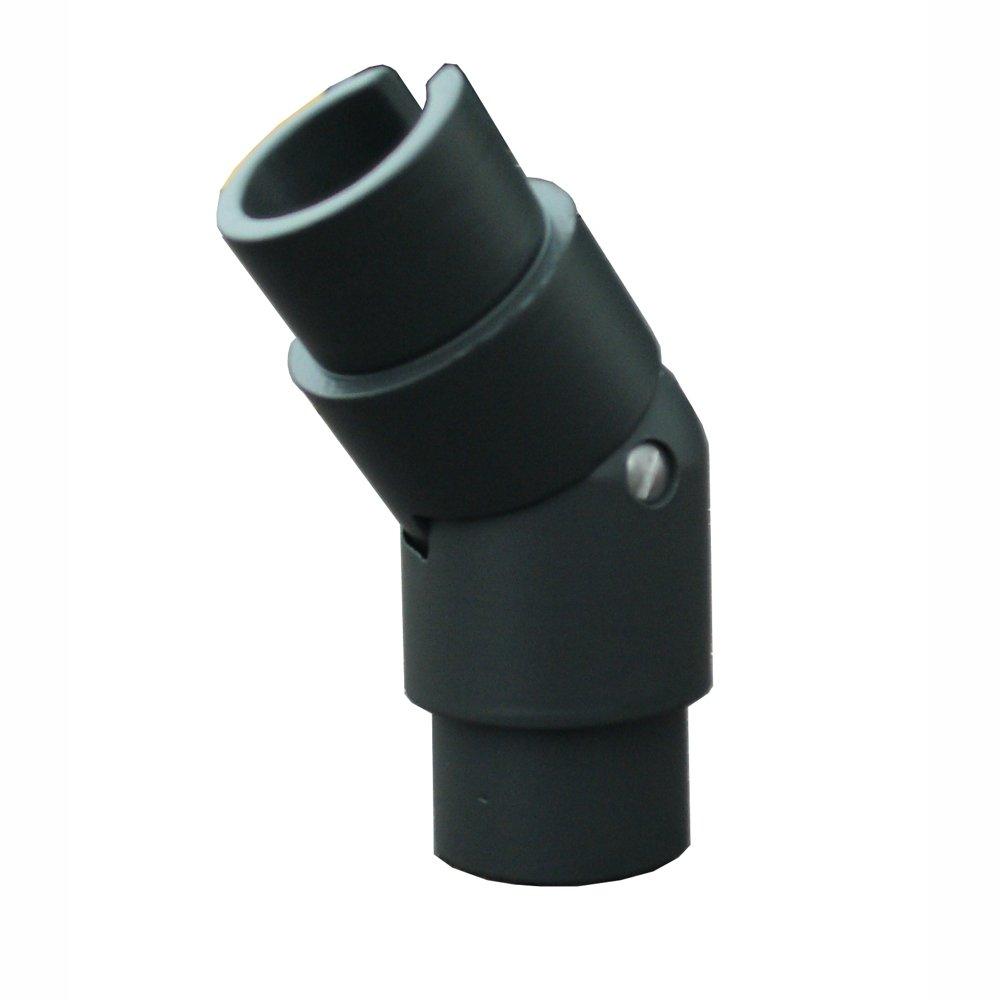 Contractor Handrail ADA Adjustable Angle 1.9 in. OD - Bronze