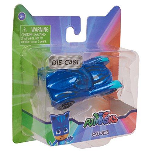 Just Play PJ Masks Die Cast Car- Catboy