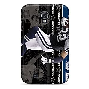 Awesome Dallas Cowboys Flip Cases With Fashion Design For Galaxy S4