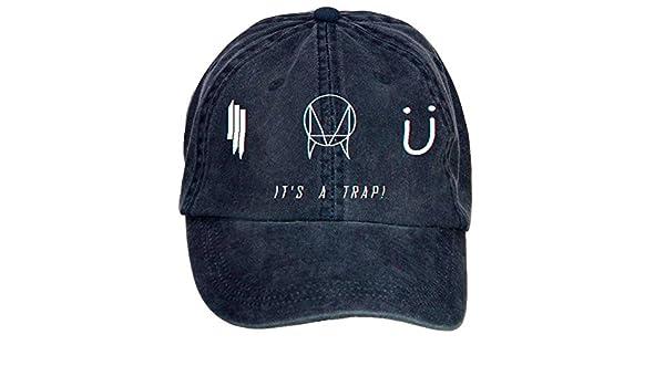 niceda Unisex Owsla diseño sol visera gorras de béisbol: Amazon.es: Ropa y accesorios