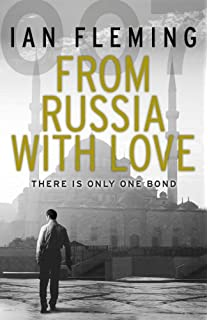 From Russia with Love price comparison at Flipkart, Amazon, Crossword, Uread, Bookadda, Landmark, Homeshop18