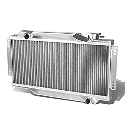 Replacement for Triumph Spitfire Full Aluminum 2-Row Racing Radiator - Mark III IV 3 4: Automotive