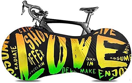 Bicycle Cover,Orgullo LGBT Rainbow Heart Gays Lesbianas Cubiertas De Bicicleta Adecuadas para Bicicleta Bicicleta Bicicleta De Carretera: Amazon.es: Deportes y aire libre