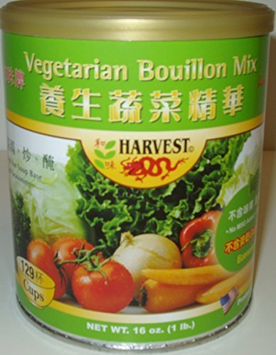 VegetarianVegetable Bouillon Mix by Harvest2000