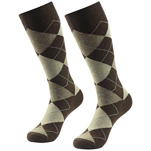 Argyle Dress Socks, SUTTOS Men