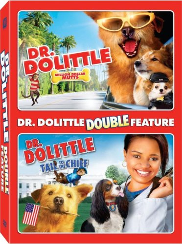 Dolittle:mutts+chief 2pk Sac (Million Dollar Mutts)