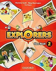 Explorers 2: Class Book Pack