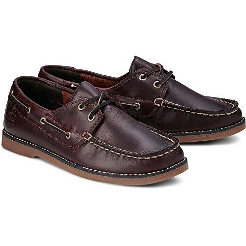 Seabury Timberland Chaussures Enfant Eye Bateau 2 Brown Mixte Dark Brown Marron Classic Dark Fqwdqp