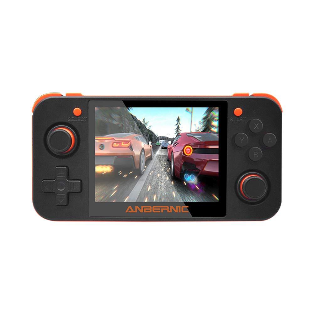 """3,5 """"RG350 IPS Retro Spiele Handheld Spielekonsole Bild"""
