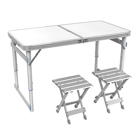 Amazon.com: PM mesas plegables mesas mesa plegable mesa de ...