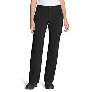 977a0371525 Eddie Bauer Women s Polar Fleece-Lined Pants at Amazon Women s Clothing  store
