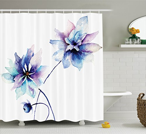 watercolor-flower-decor-shower-curtain-by-ambesonne-elegant-flower-drawing-with-soft-spring-colors-r