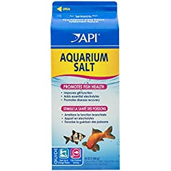 API Aquarium Salt Freshwater Aquarium Salt 65 oz Box