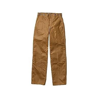 8d7f306d8e3a6 Filson Men's Oil Finish Double Tin Pant at Amazon Men's Clothing store: