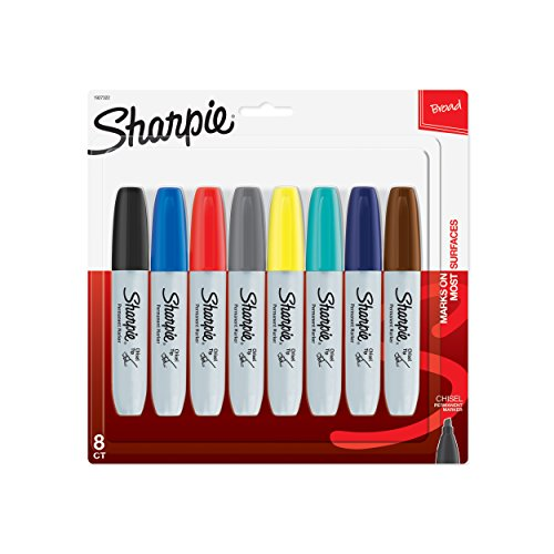 Sharpie Permanent Markers Assorted 1927322