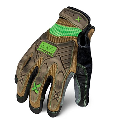 (IRONCLAD Work Gloves Impact Protection Gloves)
