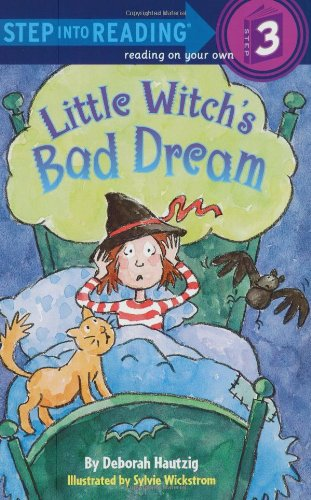 Three Little Witches (Little Witch's Bad Dream (Step-Into-Reading, Step 3))