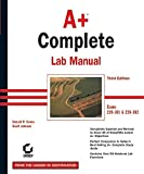img - for A+ Complete Lab Manual, 3rd Edition book / textbook / text book