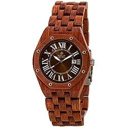 Tense Men's Oregon Watch in Rosewood J5800R