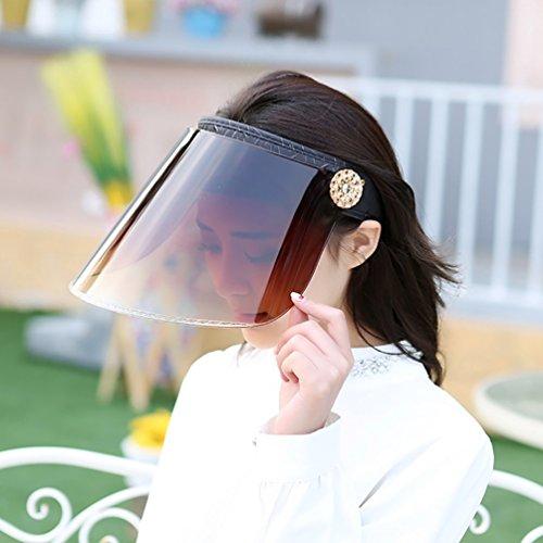 산 바이저 BEMOTION UV컷 산 바이저 날밑광 자외선 대책 각도 조정 가능 차양 모자 레이디스 귀여운 차양 상품 작은 얼굴 효과