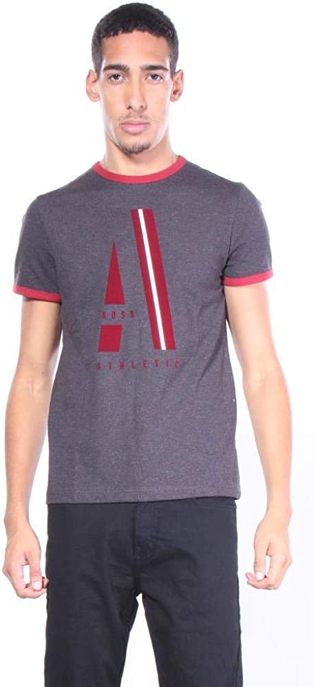 Hugo Boss Mens Tee 6 Fashion T-Shirts 96/% Cotton 4/% Elastane