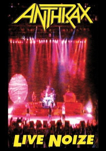 Anthrax - Live Noize (DVD)