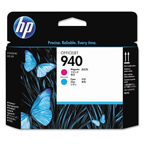 HP 940 Cyan & Magenta Printhead (C4901A) ()