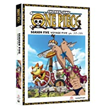 One Piece: Season 5 Voyage Five (2014)