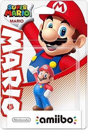 Nintendo - Colección Super Mario, Figurina Amiibo Mario: Amazon ...