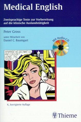 Medical English, m. Audio-CD