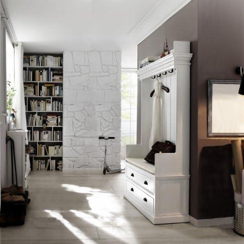Cagu Zeitlos Elegante Garderobe Mit Sitzbank Josephine Mit 2