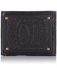 Jack Daniel's Bifold Patch Wallet Black