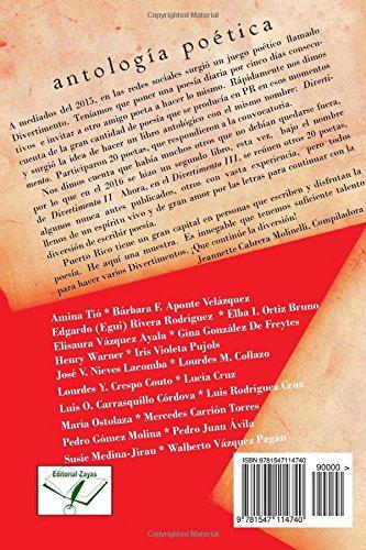 Divertimento III: antologia poetica (Volume 3) (Spanish ...