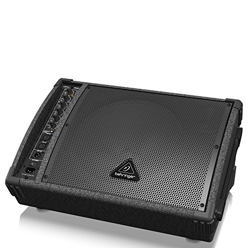 (BEHRINGER F1220D Bi-Amped 250-Watt Monitor Speaker System with 12