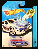 hot wheel water - AUDACIOUS * COLOR SHIFTERS * 2014 Hot Wheels City Series 1:64 Scale Vehicle #2/48