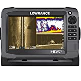 Lowrance HDS-7 Gen3 Fishfinder w/ Insight Usa - No Transducer