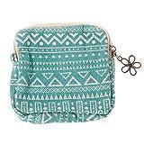 Poity Portable Sanitary Napkins Pads Purse Holder Carrying Storage Bag Pouch Organizer 5 11.5x11.5cm/4.53x4.53