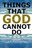 Things that God cannot do