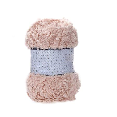 Bufandas de lana gruesa para tejer a mano 01 Burane Jin