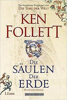 Book Die Säulen der Erde.