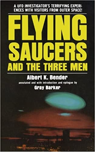 Image result for Flying Saucers and the Three Men.