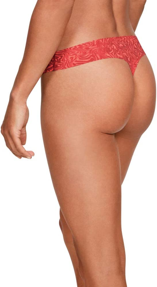 Under Armour Womens Ps Thong 3pack Print Boxer Jock