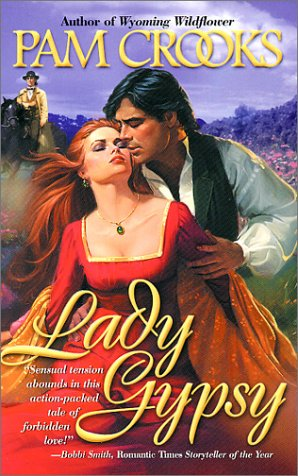 book cover of Lady Gypsy